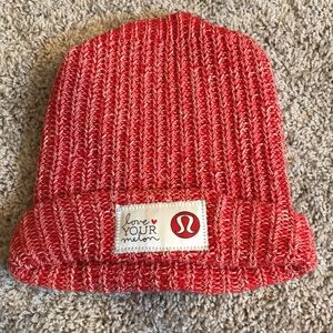 Love your melon lululemon special edition beanie